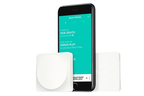 Logitech POP Smart Button Kit Now with HomeKit