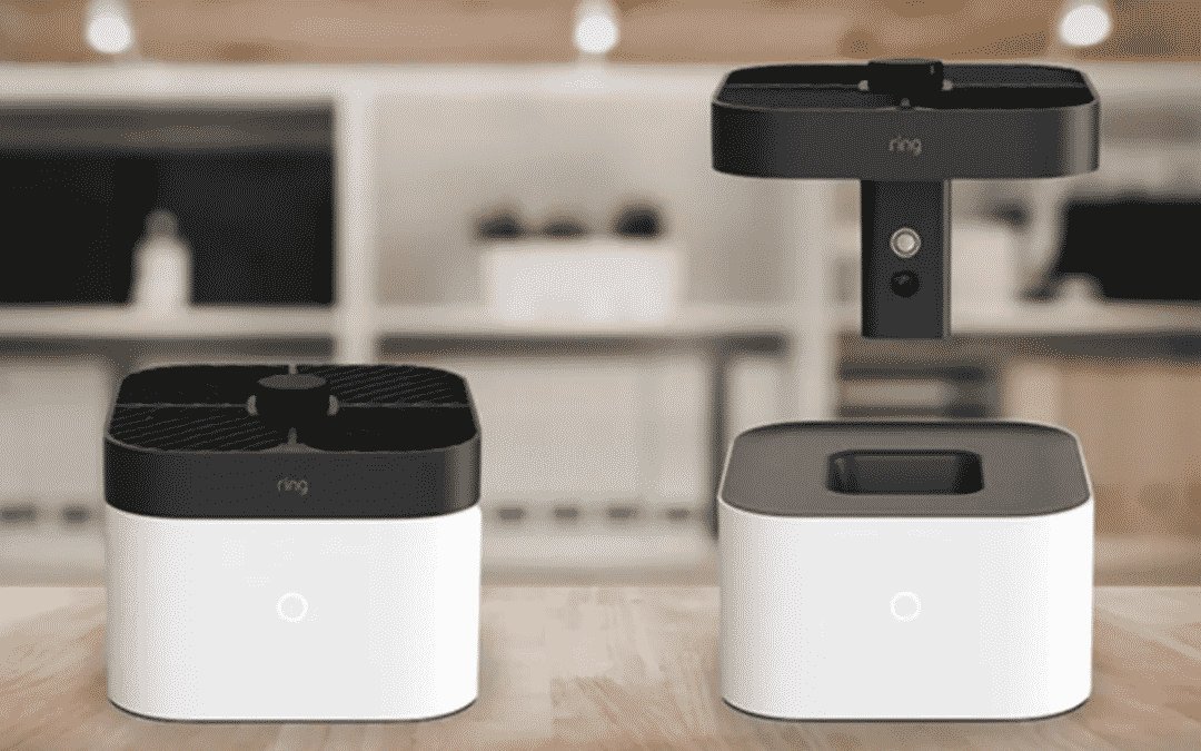 Ring's New Drone Security Camera