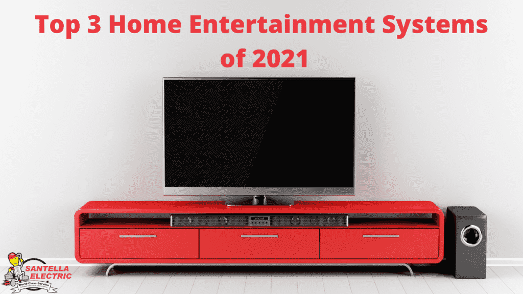 Best Home Entertainment Systems of 2021