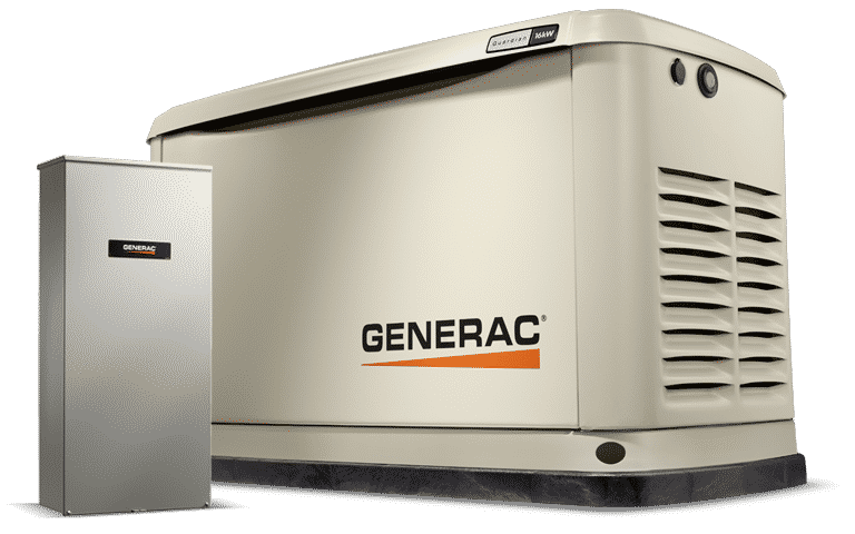 Generac 16kW Standby Generator