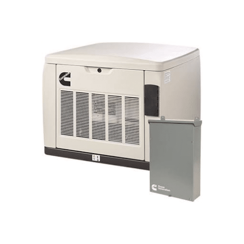 Cummins QuietConnect Standby Generator for Home