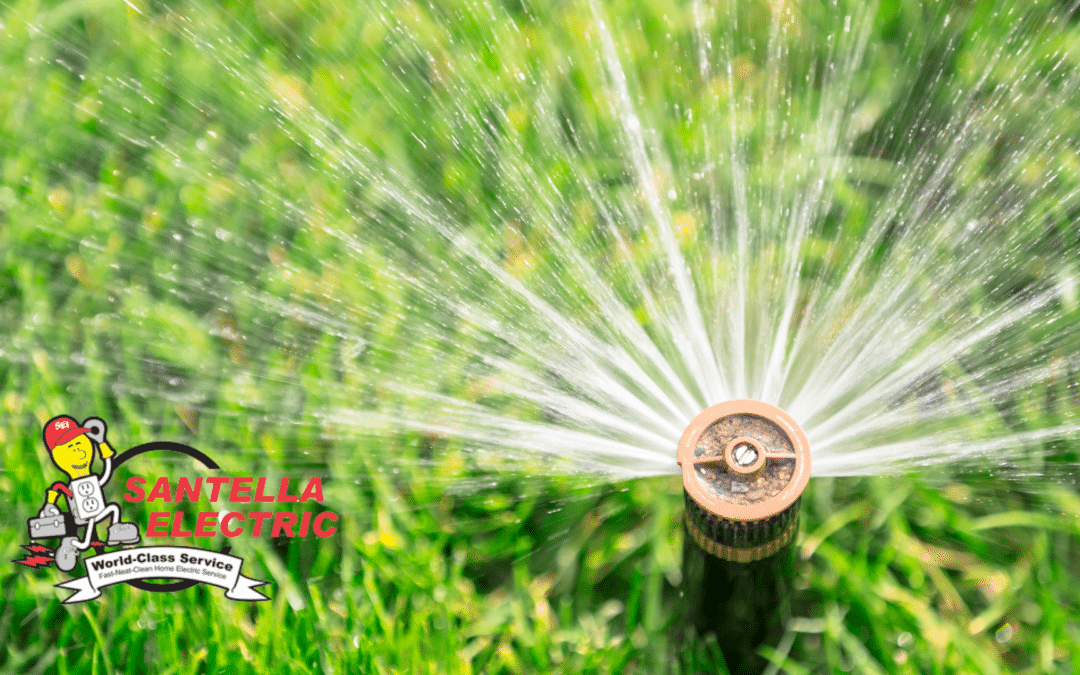 Automated Sprinkler Installation in Fairfield County
