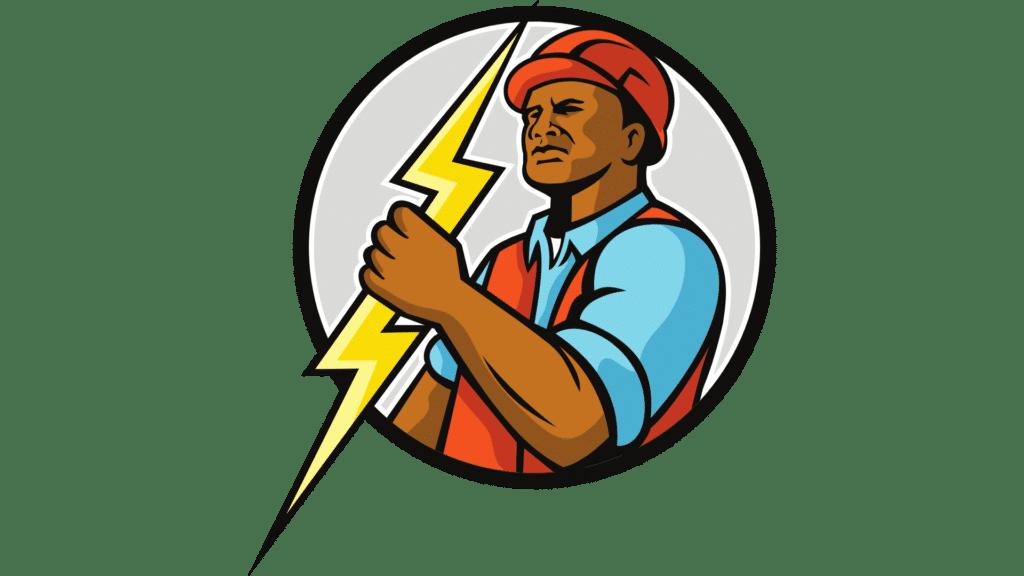 electrician emblem